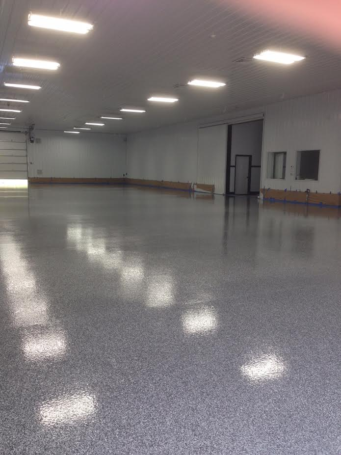 epoxy flooring in Delaware